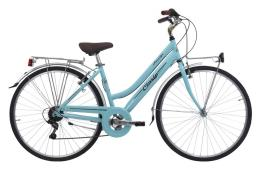 City Bike Vintage Cinzia Amalfi 28 Donna 6V Celeste