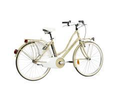 City Bike Vintage Lombardo Ferrara 26 Donna 1V Avorio Lucido