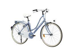 City Bike Vintage Lombardo Ferrara 26 Donna 1V Viola Lucido
