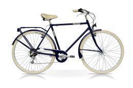 City Bike Vintage SpeedCross Vintage Uomo 28 6V Blu