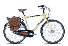 City Bike Vintage Torpado Storica 28 Uomo 7V Crema