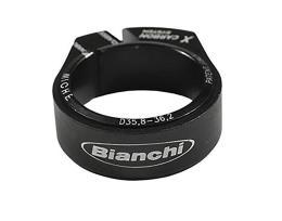 Collarino Reggisella Bianchi Methanol FS X-Carbon 35mm