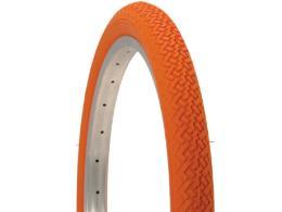 Copertoni Colorati BRN 20x1.75 Arancio 2 Pz