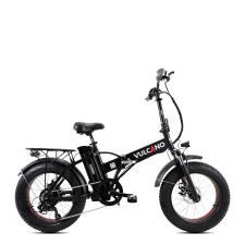 Fat Bike Elettrica DME Vulcano V2.4.4 500W 20 Nera