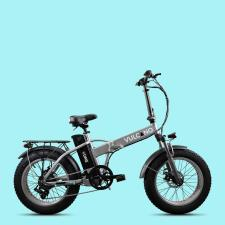 Fat Bike Elettrica DME Vulcano V2.8.3 Grigio