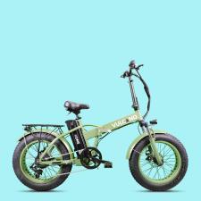 Fat Bike Elettrica DME Vulcano V2.8.3 Verde