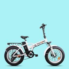 Fat Bike Elettrica DME Vulcano V3.0.1 250W 36V Bianca