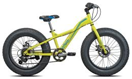 Fat Bike Torpado Pitbull 20 TX35 6V Giallo