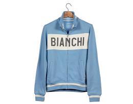 Felpa Bianchi Eroica Azzurra
