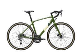 Gravel Cicli Adriatica Vanir 28 20V Verde Muschio Opaco