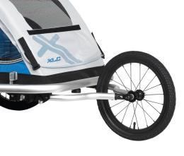 Kit Carrello Bici XLC Jogger Mono18Teen