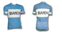Maglia Bianchi manica Corta Classic