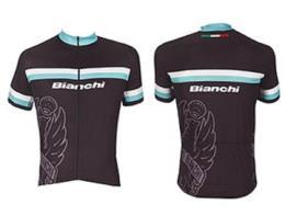 Maglia Bianchi Maniche Corte Sport Line