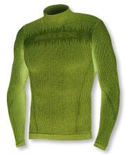 Maglia Biotex Lupetto 3D Verde Lime