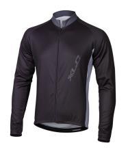 Maglia Invernale  Mountain Bike XLC Pro Nero Grigio