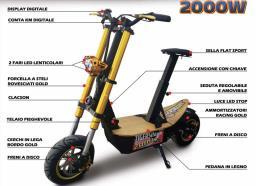 Monopattino Elettrico NCX DragSter 2000W 48V