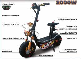 Monopattino Elettrico NCX Rocket 2000W 60V