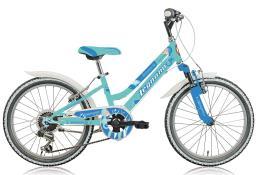 Mountain Bike Bambino Legnano Seahorse 20 6V TY21 Acquamarina Blue