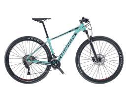 Mountain Bike Bianchi Grizzly 9.3 Deore 20V CK16 Nero
