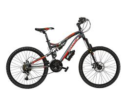 MTB Cicli Casadei Aero 24 18V Alluminio Full Suspension