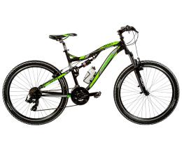 MTB Cicli Casadei Aero 26 21V Full Suspension