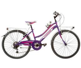 MTB Cicli Casadei Lincy 24 6V Donna Completa