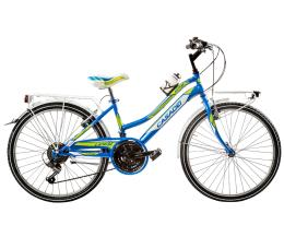 MTB Cicli Casadei Lincy 24 Donna 18V Completa