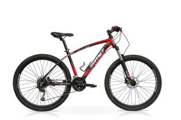 MTB SpeedCross Brontes 29 24V Nero Rosso
