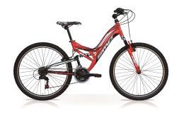 MTB SpeedCross Climbe 20 6V Rosso