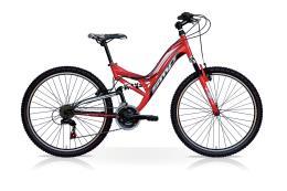 MTB SpeedCross Climbe 26 21V Rosso