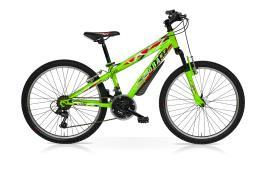MTB SpeedCross Drake 24 18V Verde