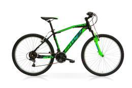 MTB SpeedCross MUD 27.5 21V Nero Verde Lucido