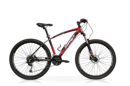 MTB SpeedCross Trail 29 11V Nero Rosso