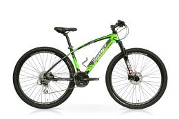 MTB SpeedCross Trail 29 11V Nero Verde
