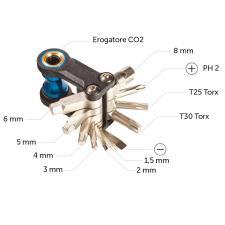 Multitool BRN Micro 12 in 1