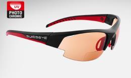 Occhiali Swisseye Gardosa REpiu Bifo 2.5 Nero Opaco Rosso