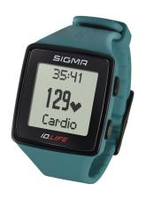 Orologio Cardiofrequenzimetro Sigma ID Life Verde Pino