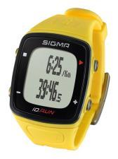 Orologio Cardiofrequenzimetro Sigma ID Run Giallo
