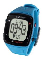 Orologio Cardiofrequenzimetro Sigma ID Run HR Blu Pacifico