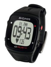 Orologio Cardiofrequenzimetro Sigma ID Run HR Nero