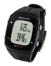 Orologio Cardiofrequenzimetro Sigma ID Run Nero