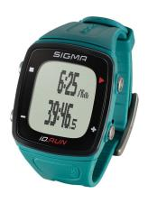 Orologio Cardiofrequenzimetro Sigma ID Run Verde Pino