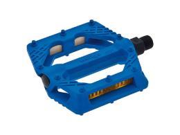 Pedali BRN Flat Blu