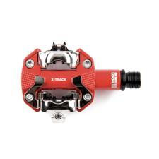 Pedali MTB Look X-Track Rosso