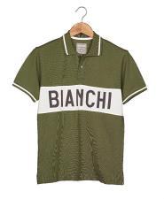 Polo Bianchi L'Eroica Verde Militare