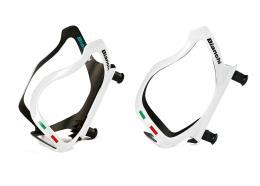 Portaborraccia Bianchi Carbon Multi-Mount Bianco
