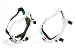 Portaborraccia Bianchi PERFORMANCE Carbon Bianco