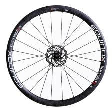 Ruota Bici Corsa  Equinox Tornado-X 38 Disk