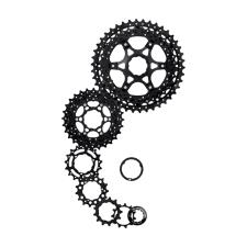 Ruota Libera Mountain Bike Sunrace M99 9V Nera