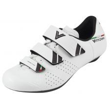 Scarpe Bici Corsa Vittoria Rapide Bianco